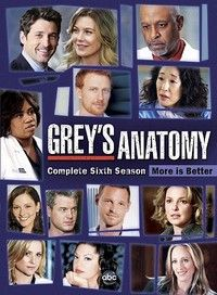 DVD Grey's Anatomy