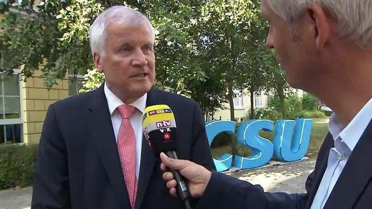"""Horst Seehofer im n-tv Interview: """"Wir haben fundiert und verantwortlich argumentiert"""""""