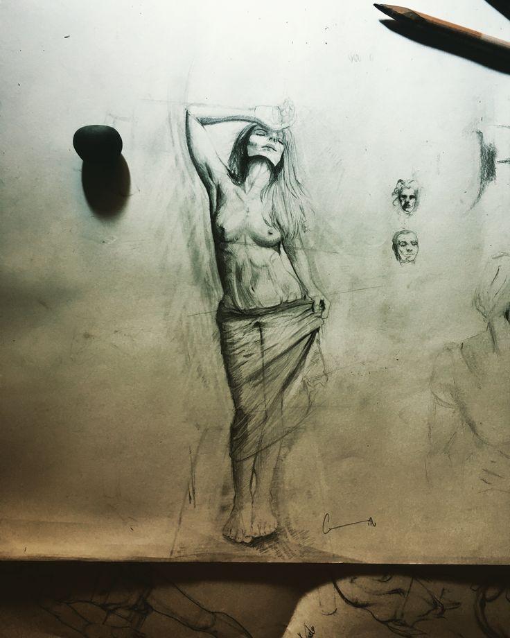 #anatomy #beauty #illustration #drawing#dessin #figuredrawing #sketch #dibujo #art #artoftheday#artcollective #artsxdesign #drawingtutorial #tutorial #gesture #igart #sketchbook #pencildrawing#zeichnung #pencil #アート #instalikes #рисунок #desenho#instalike #artcollective#artsy#arts_help#arts_gallery