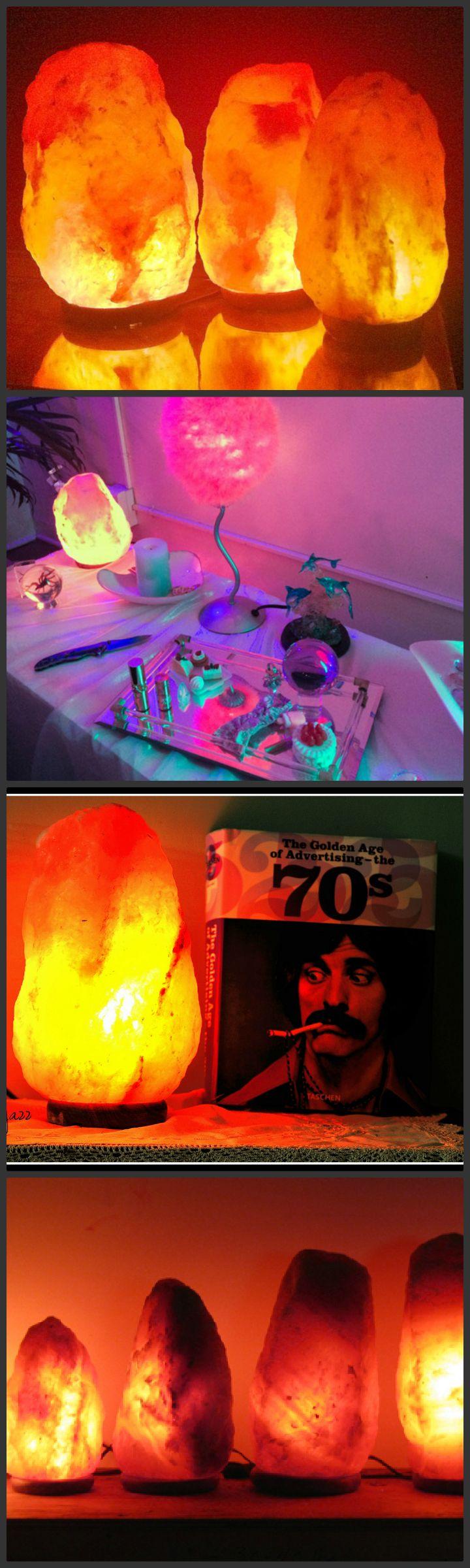 Salt Lamps Emit Negative Ions : Best 25+ Salt rock lamp ideas on Pinterest Rock salt benefits, Himalayan rock salt lamp and ...