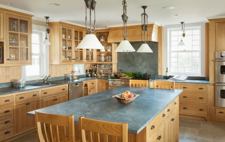 The Quick 411 on Soapstone Countertops | Kitchen remodel ...