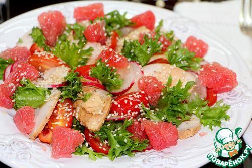 "Салат ""Гибралтар"" - кулинарный рецепт"