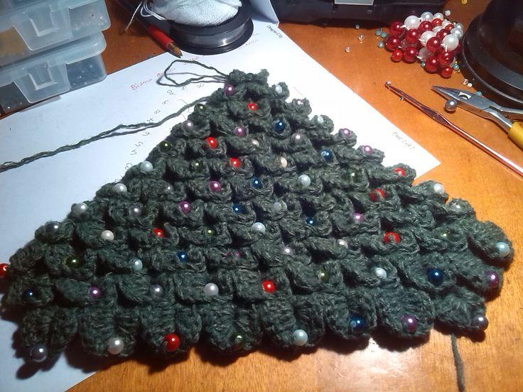 Mi appresto a cominciare di nuovo i lavori per Natale
