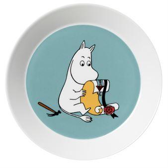 Moomin plate - Ø 19 cm - Arabia