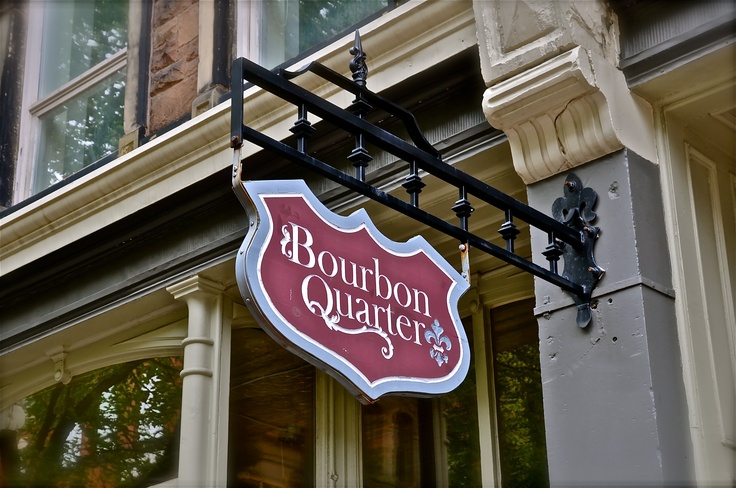 Best Restaurant on Canada's East Coast. The Bourbon Quarter in Saint John, NB