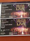 #Ticket  2 Tickets FRONT OF STAGE Helene Fischer in Frankfurt am 16.01.2018 #chf