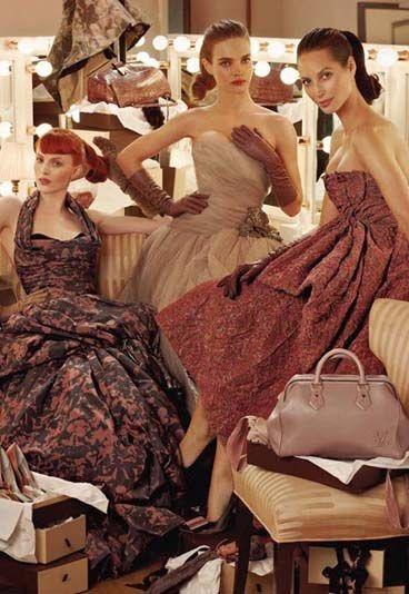 Mode fifties - Mode années 50 - Tendances - Tendances rentrée 2010 - Etre tendance
