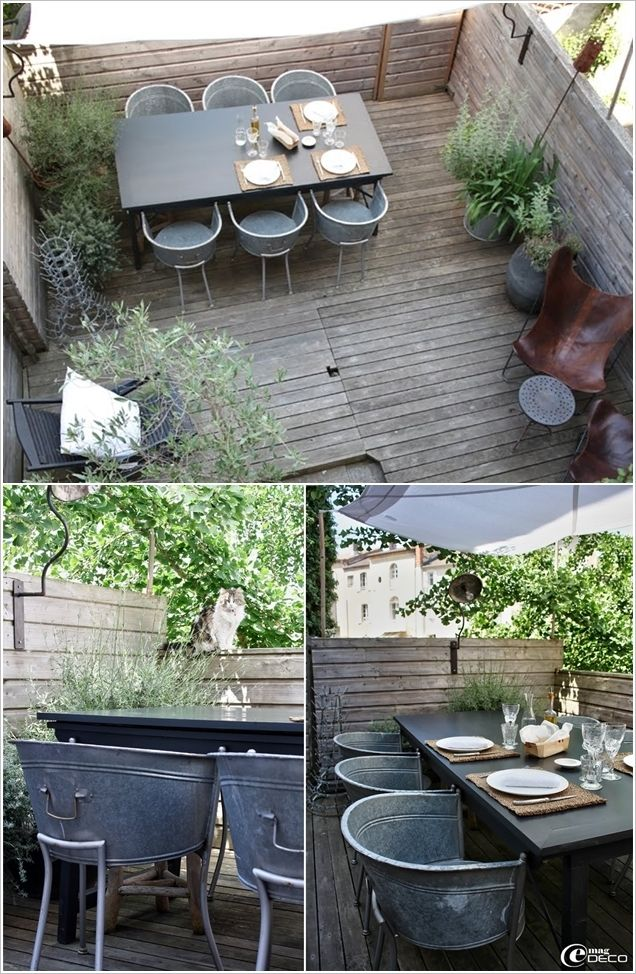5 Ideas to Decorate with Galvanized Buckets That are Just Superb