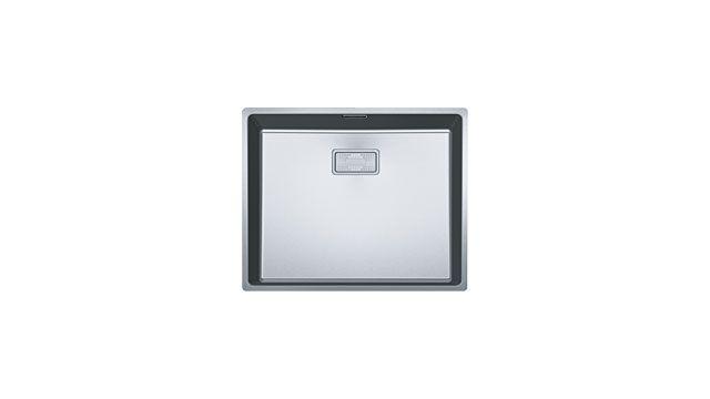 Franke Spülen Design-Line EDX 110 50 Edelstahl