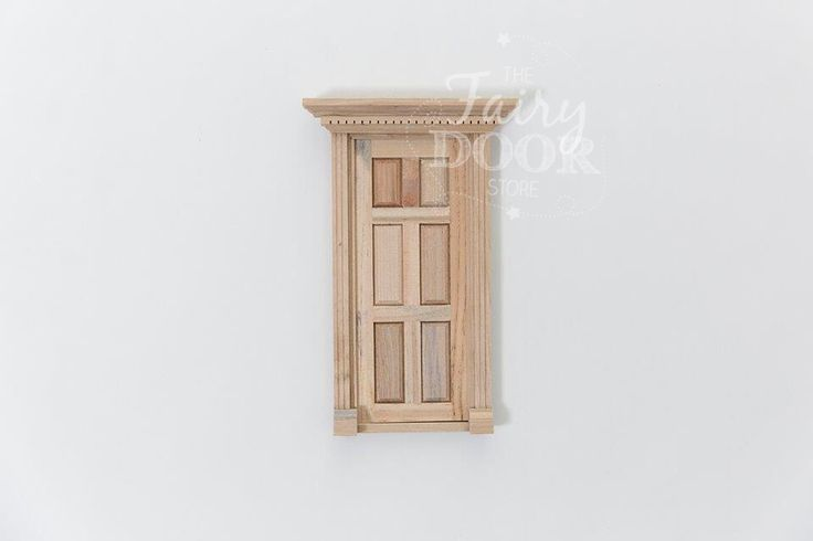 Decorate Your Own Fairy Door We give you the door and accessories and you add the inspiration!