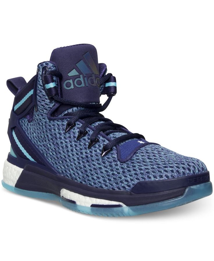 adidas Boys' D Rose 6 Basketball Sneakers from Finish Line