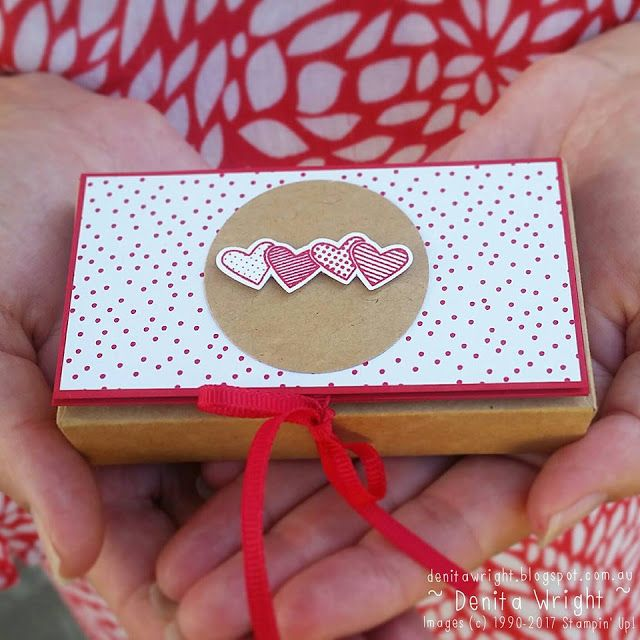 Denita Wright | 'Love is in the Air' - Creation Station Design Team Blog Hop | Stampin' Up!
