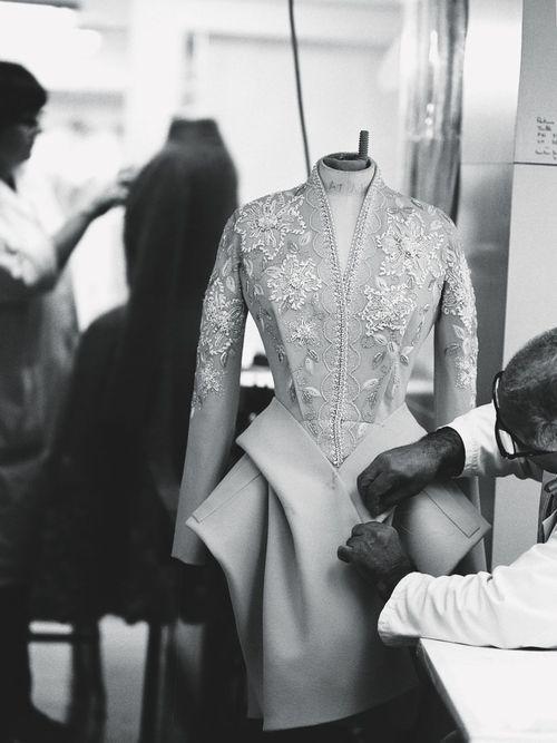 Christian Dior haute couture f/w 2009