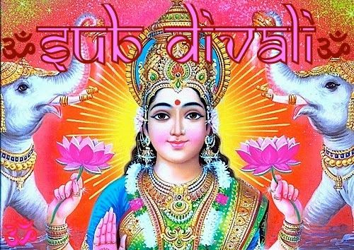 Subh Divali ~ May Lakshmi the Goddess of light brings you hope, prosperity and health. Divali brings you Good luck and a world of sparkling Joy.