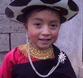 Women Of Ecuador
