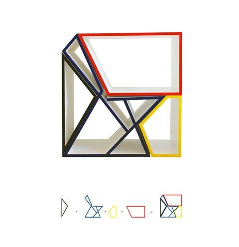 Sanjin Halilovic modular furniture: Modular Furniture, Function Modular, Chairs, Sanjin Halilovic, Chair Design, Shape, Furniture Design
