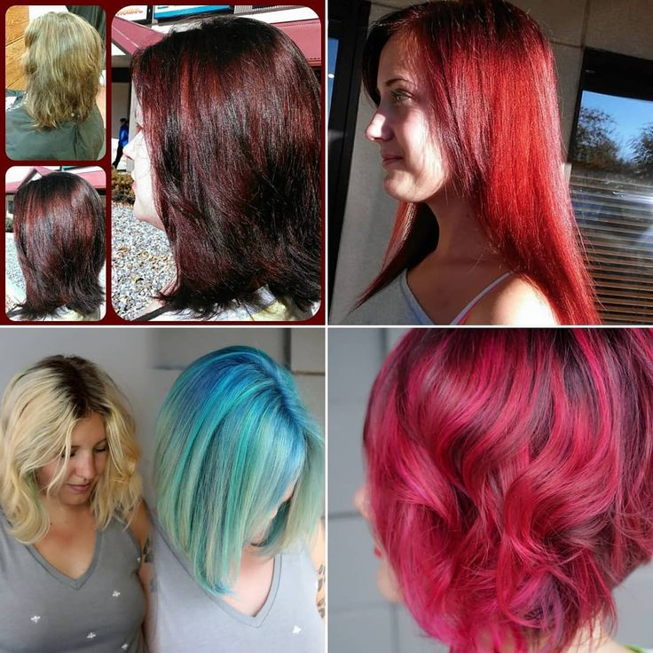 After doing this for 10 years I have definitely learned that the only person you…##haircolor ##hairstyle ##hairstyles #frisuren #frisurendamen #hair…