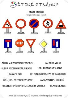 značky