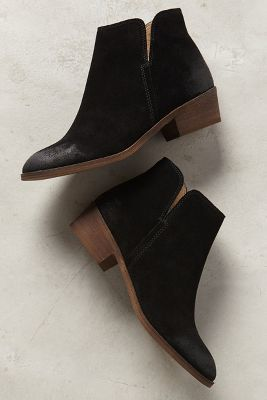 Splendid Hamptyn Booties Black 9 Boots