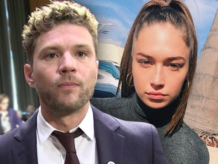 Ryan Phillippe's Girlfriend Sues Claiming He Brutalized and Beat Her | TMZ.com