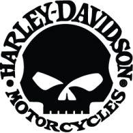 Logo of Harley Davidson vectorial
