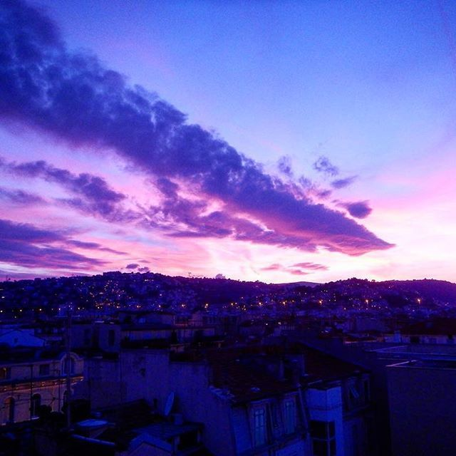 Purple hues in Nice, France.  #MTAtravel #nice #nicefrance #sunset #europe #travel #instatravel #travelgram #tourism #instago #passportready #travelblogger #wanderlust #ilovetravel #writetotravel #instatravelling #instavacation #travelblogger #instapassport #travelling #trip #traveltheworld #igtravel #getaway #travelblog #instago #travelpics #tourist #wanderer