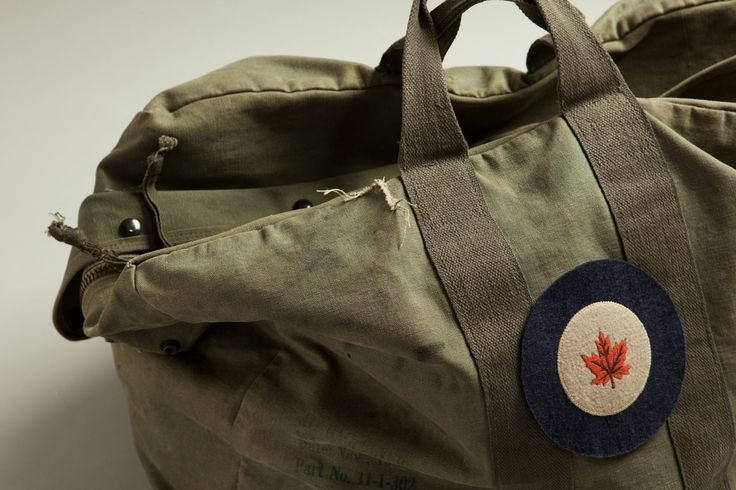 RCAF Vintage Bag