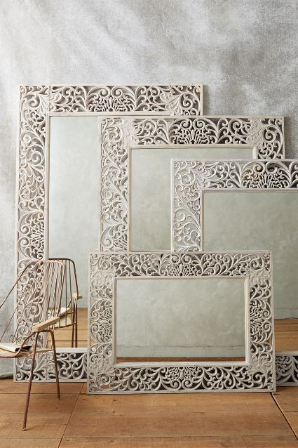 Beau Soir Mirror - anthropologie.com