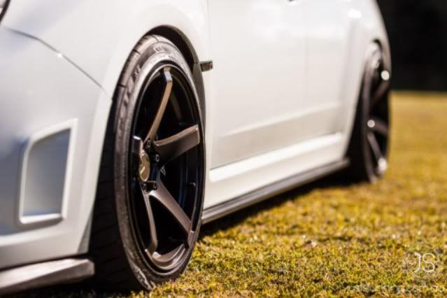 Enkei Kojin 18x9 5 Wrx Wrx Wheels Pinterest