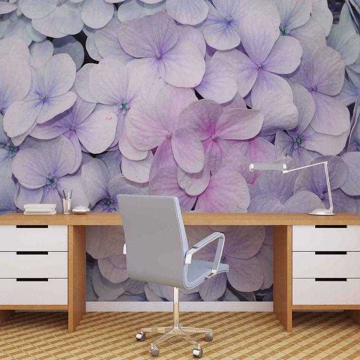 Die besten 25 lila tapeten ideen auf pinterest hd for Blumenmuster tapete