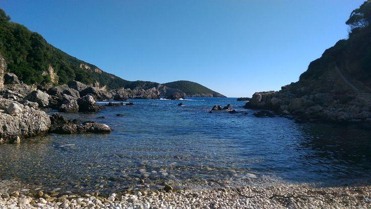 Limni Beach, Corfu