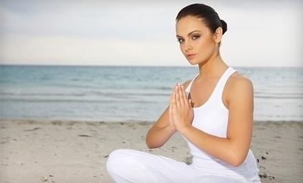 Melakukan Latihan Yoga untuk Mata