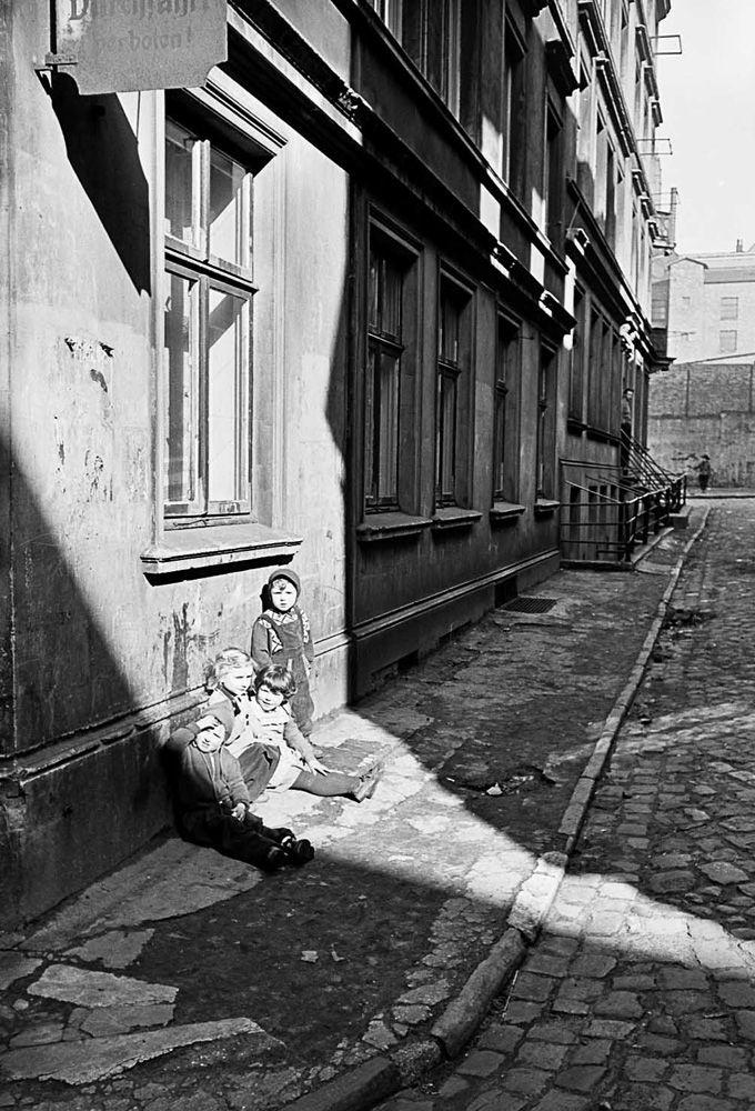Herbert Dombrowski, 1950's    Via