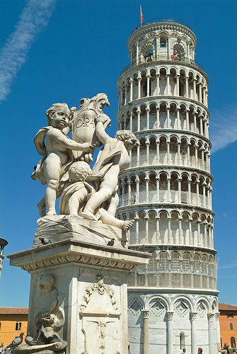 Torre de Pisa, Tuscany, Italy  ✈✈✈ Here is your chance to win a Free Roundtrip Ticket to Pisa, Italy from anywhere in the world **GIVEAWAY** ✈✈✈ https://thedecisionmoment.com/free-roundtrip-tickets-to-europe-italy-pisa/