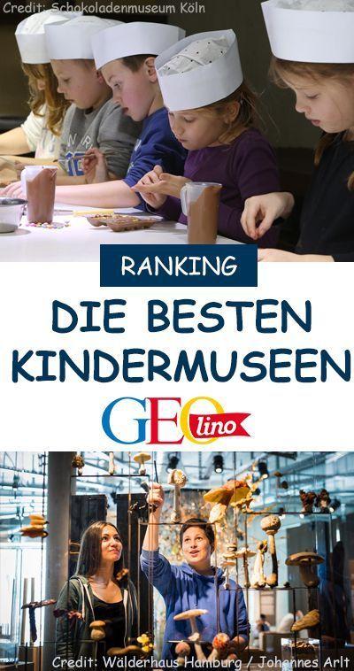 Wir verraten euch die schönsten Kindermuseen in und um Deutschland!
