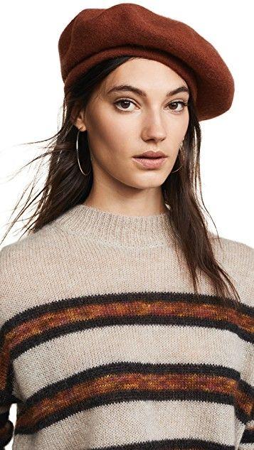 87e18e6fb657c Brixton Audrey Beret Hat