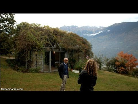 Растения и прочные материалы превратить Alpine гараж в сарае мечты - YouTube