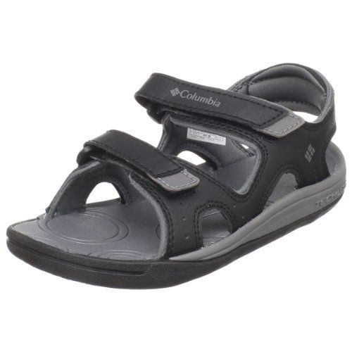 Columbia Sportswear Techsun Sport Sandal (Toddler/Little Kid/Big Kid),Black/Smoked Pearl,1 M US Little Kid Columbia http://smile.amazon.com/dp/B003XVYDLK/ref=cm_sw_r_pi_dp_Pj2ivb1NFZNTB