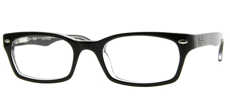 Something like what I would like for next glasses: Ray-Ban RX RX5150 Eyeglasses