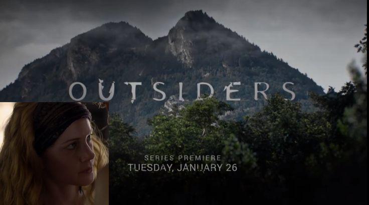Gillian Alexy in Outsiders. WGN.