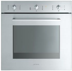 Forni : Forno elettrico Smeg SC465X-8 311e | kitchen | Pinterest ...