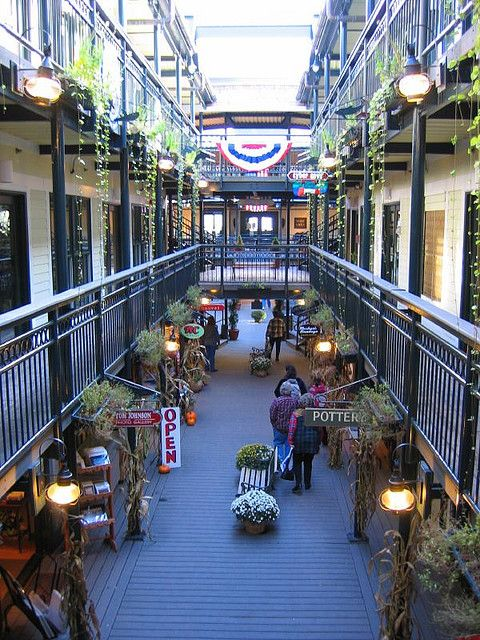 Cape Cod    Shopping Center, Provincetown, Cape Cod, Massachusetts. There is always time to shop!