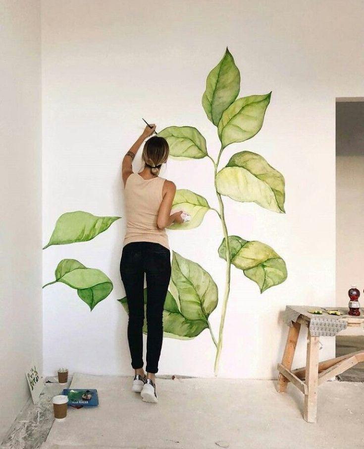 Mein Zuhause! Ich möchte mein Zuhause so streichen.