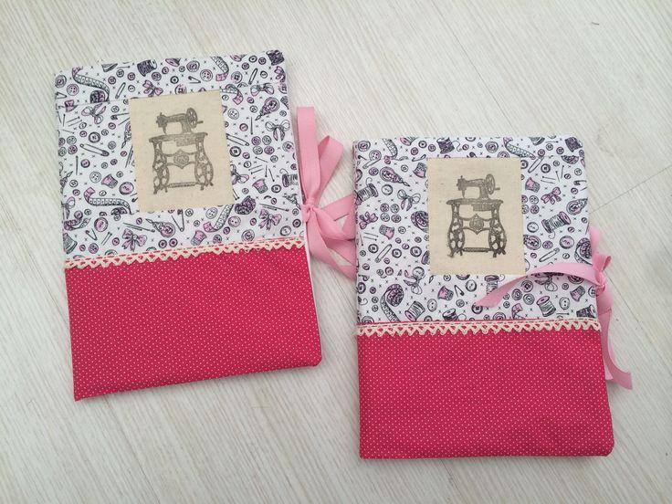 Cuaderno de costura