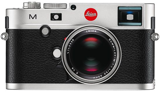 Leica-M-silver_front