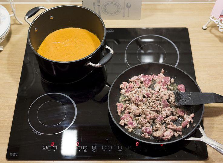Gazpacho med svin