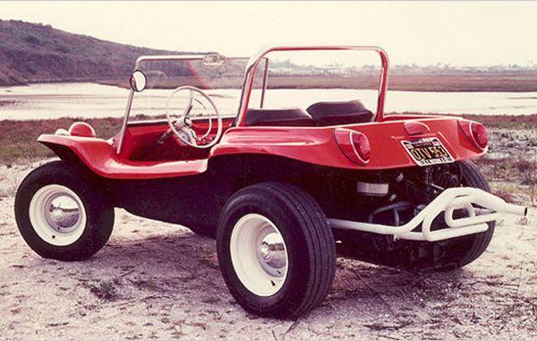 Renault Rodéo (1970) - Les meilleures voitures de plage