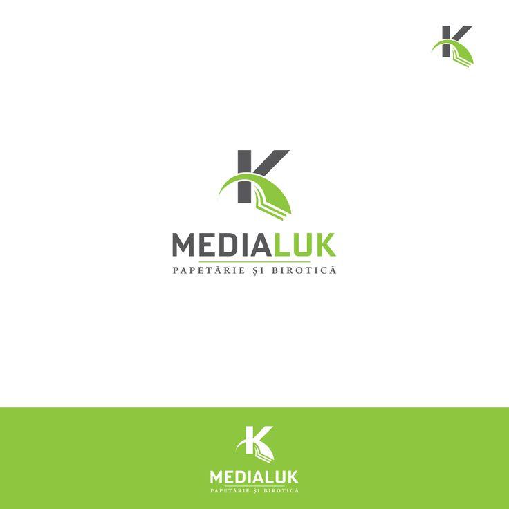 Logo design for Media Luk