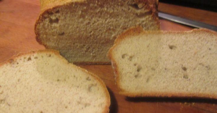 Ropogós paleo kenyér