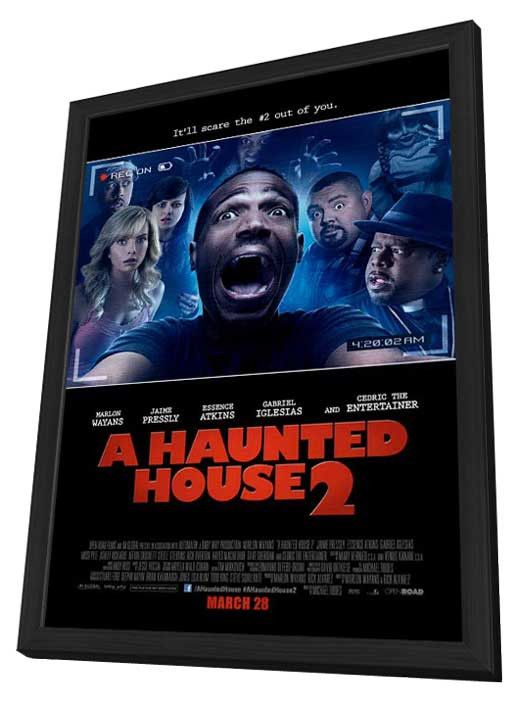 A Haunted House 2 11x17 Framed Movie Poster (2014)
